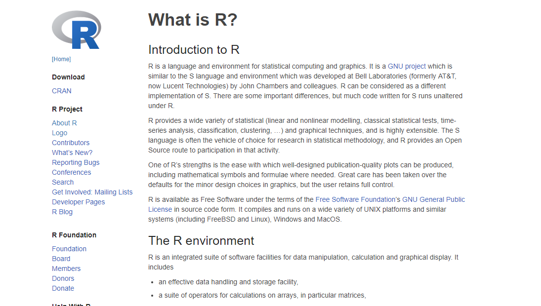 R Project