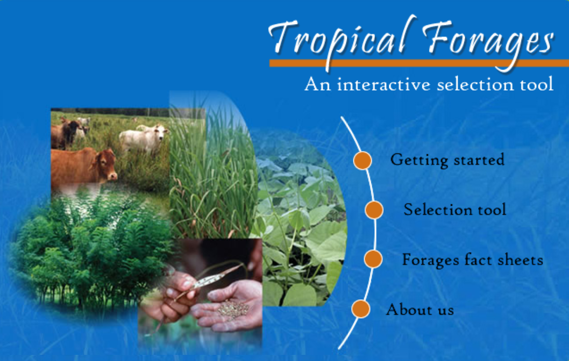 Tropical Forages (multiple languages)